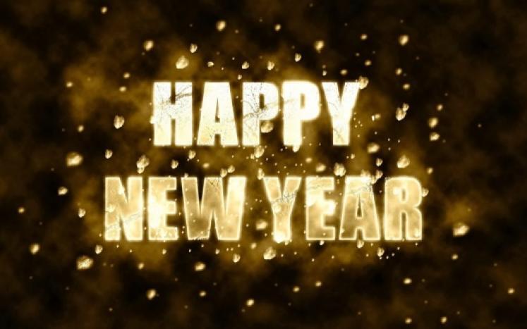 Happy New Year JH