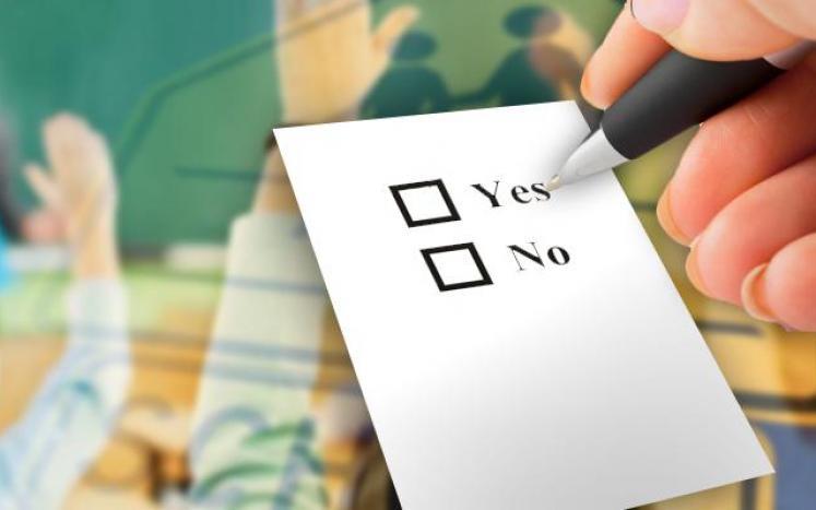 referendum yes no